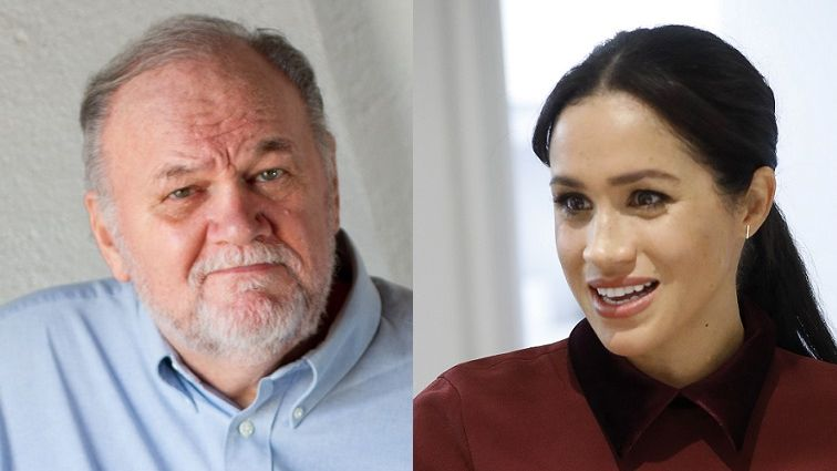 Thomas Markle je