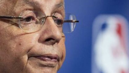 Davidstern nba lockout