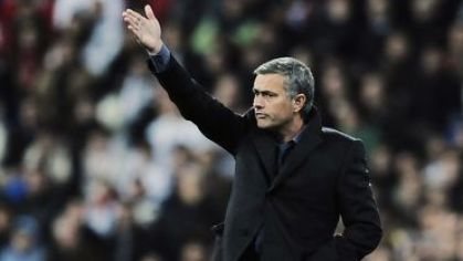 Mourinho real madrid ale ved taaam