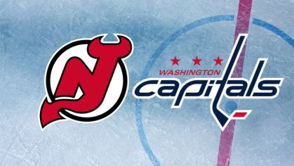ONLINE: New Jersey Devils - Washington Capitals