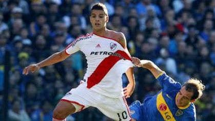 Erik lamela riverplate prestup do asrim