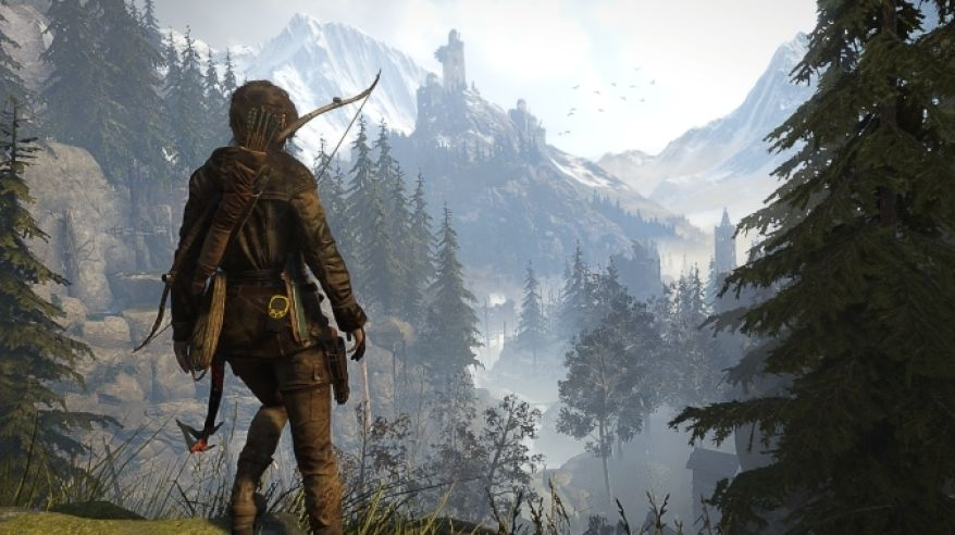 ikona rise of tomb raider