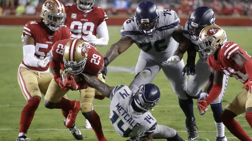 Seattle Seahawks - San Francisco 49ers