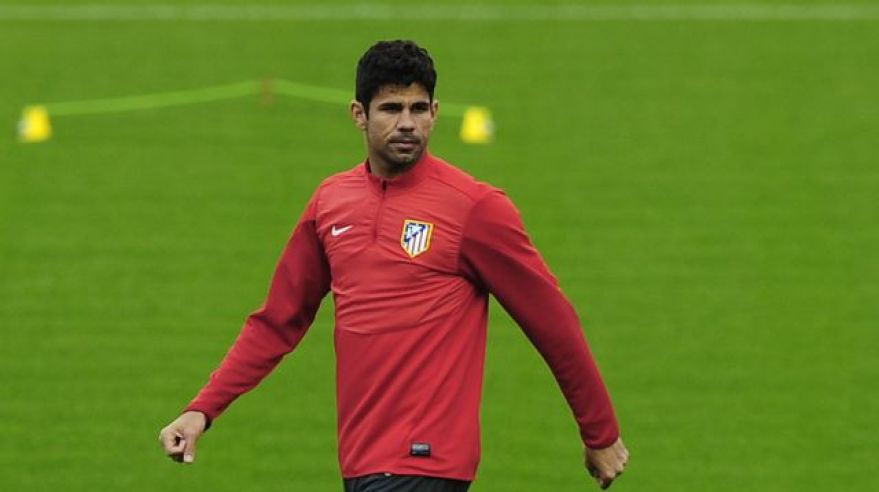 Diego Costa Atletico Madrid foto