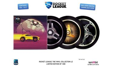 Rocket League: The Vinyl Collection (zdroj: