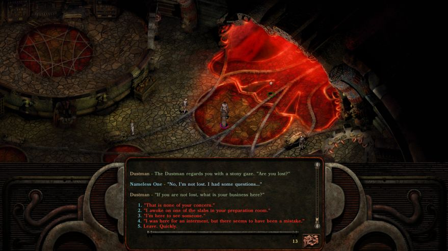 Planescape: Torment – Enhanced Edition