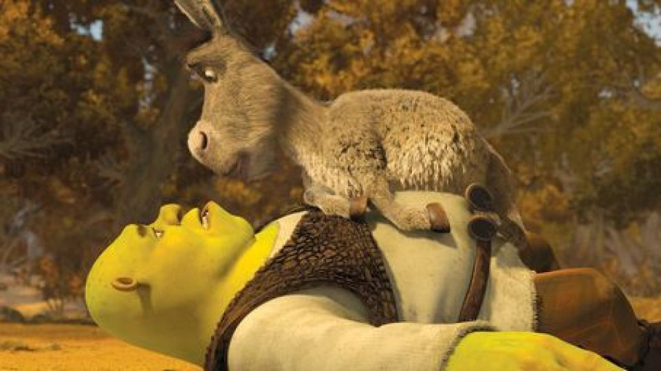 Shrek novy screeny  .