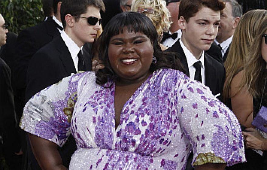 Golden globe gabourey sidibe1