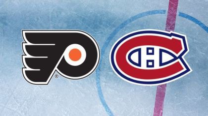 ONLINE: Philadelphia Flyers - Montreal Canadiens