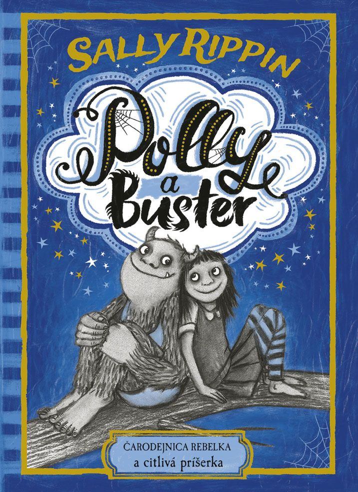 Sally Rippin: Polly aBuster