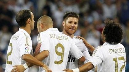 Benzema marcelo realmadrid biely balet