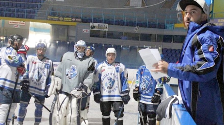 hk poprad try out
