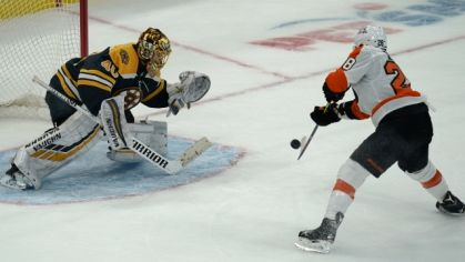 Boston Bruins – Philadelphia Flyers