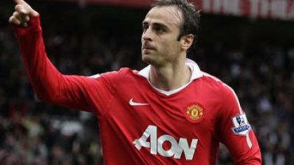 Berbatov manchester united for you