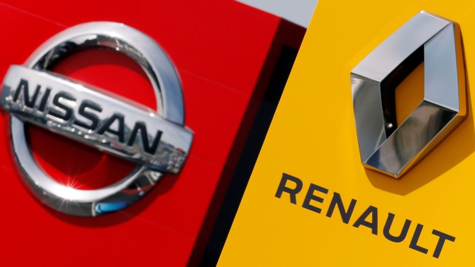 Renault a Nissan