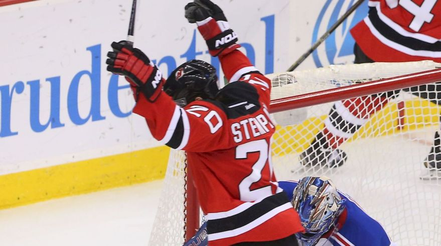 Lee stempniak New Jersey Devils feb16 Reuters