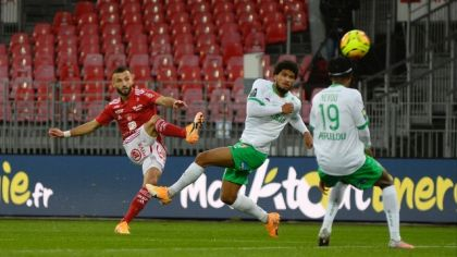 Franck Honorat, Stade Brest proti AS St. Etienne