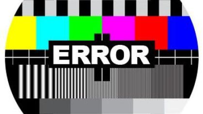 Tv error news  com