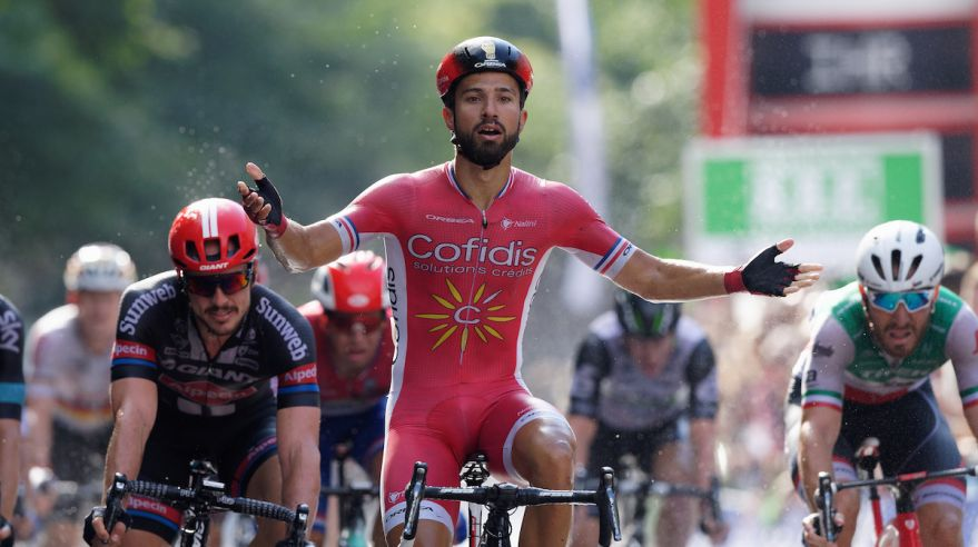 Nacer Bouhanni, gettyimages
