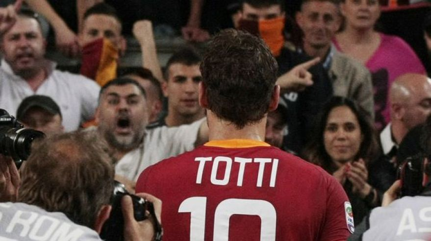 Totti as rim hrdina