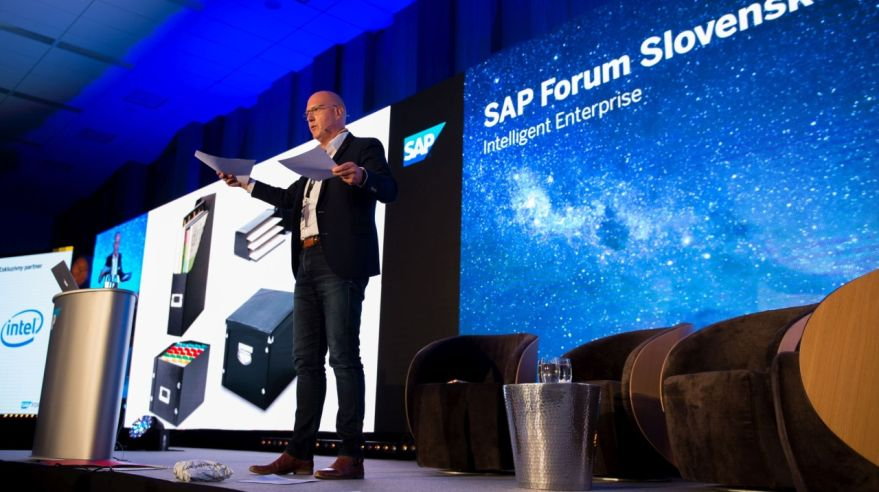 Marcus Raben, Chief Technology Officer SAP