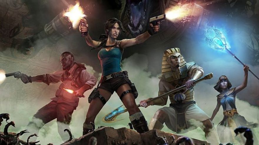 ikona Recenzia Lara Croft and the Temple of Osiris