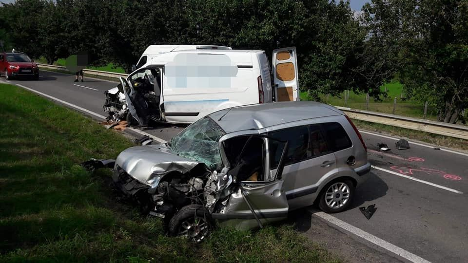 You have closed the road to Senica due to a serious accident