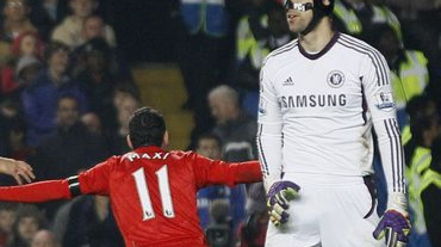 Petrcech maxi chelseafc liverpool thereds