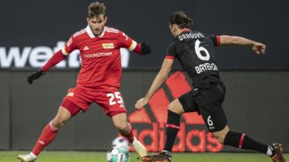Union Berlín - Bayer Leverkusen