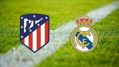 ONLINE: Atletico Madrid - Real Madrid
