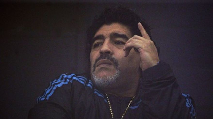 Maradona diego jun12 reuters