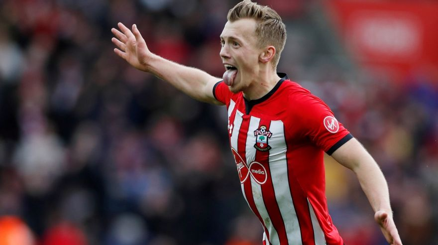 James Ward-Prowse.