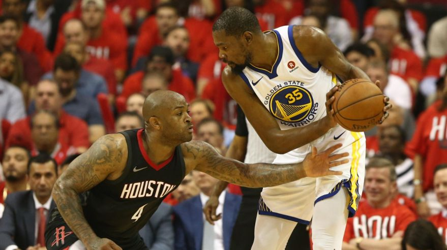 Houston - Golden State