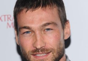 Andy whitfield profil 2011 .