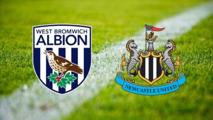 ONLINE: West Bromwich Albion - Newcastle United