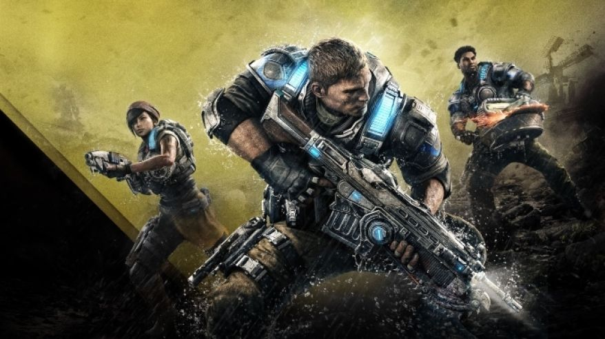 Gears of War 4 Loot Crate Edition