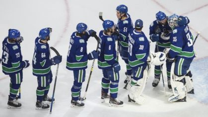 Vancouver Canucks.