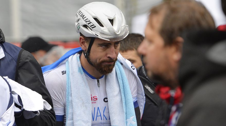 Peter Sagan na MS v cyklistike 2019