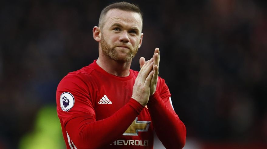 Wayne Rooney Manchester United nov16 Reuters