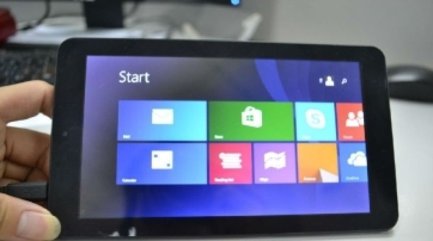 Lacný tablet s Windows