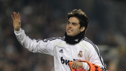 Kaka real madrid navrat