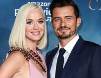 Katy Perry a Orlando Bloom