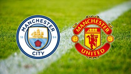 ONLINE: Manchester City - Manchester United.