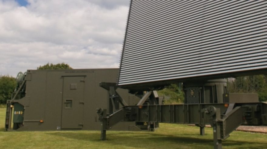Radar Commander (zdroj: BAE Systems)