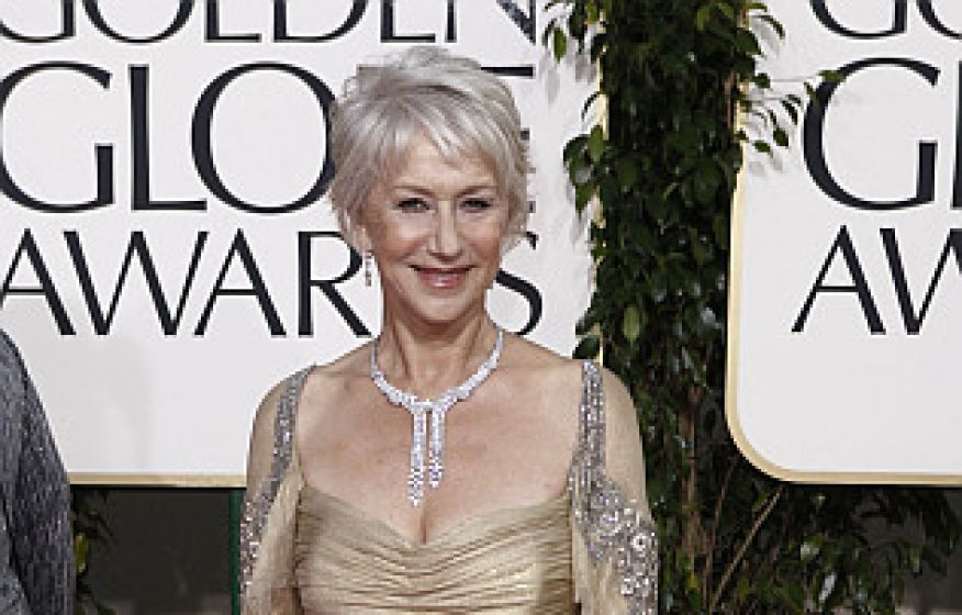 Golden globe helen mirren1