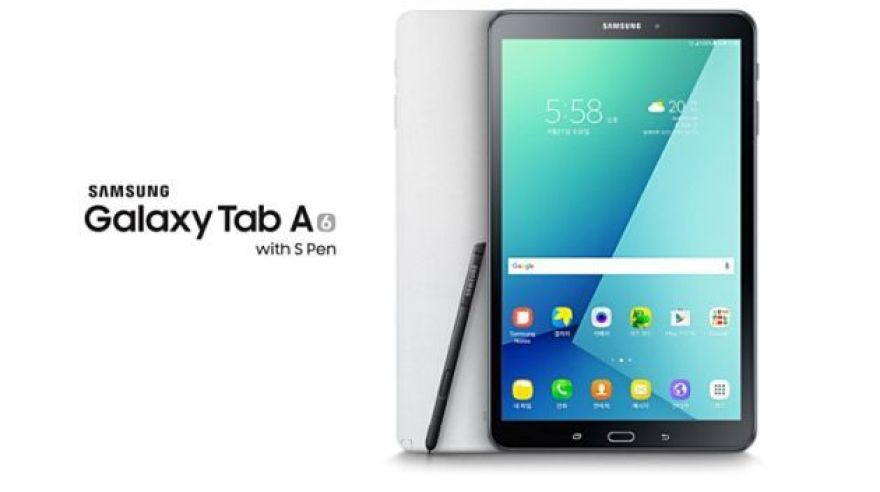 Samsung Galaxy Tab A (2016) with S Pen