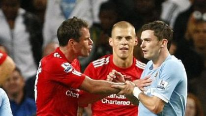 Carragher skrtel adam johnson