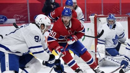 Montreal Canadiens – Toronto Maple Leafs.