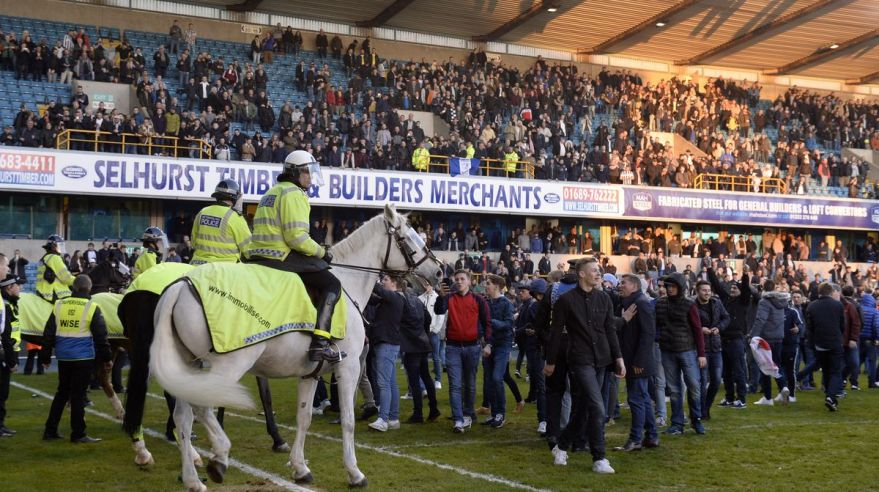 Milwall, FA Cup, feb17