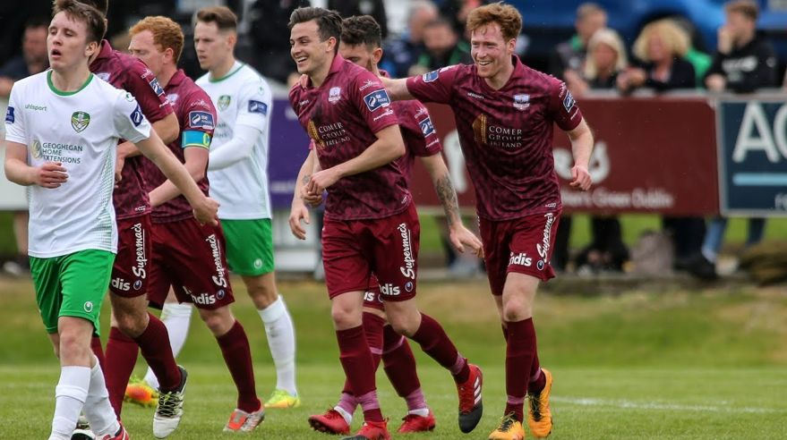 Cabinteely - Galway United